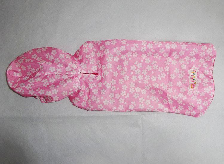 画像1: 桜(内:赤バンダナ)レインコートSS (1)